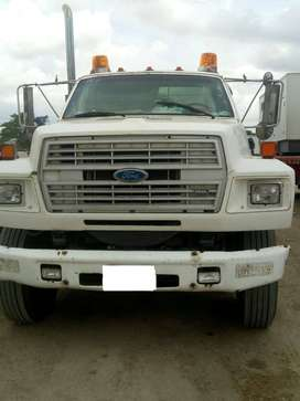 Minimula Ford 7000