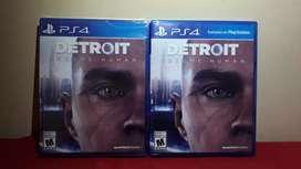 Detroit usado o nuevo