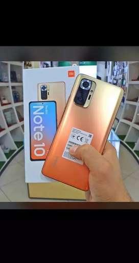Redmi Note 10 Pro 128gb sellados