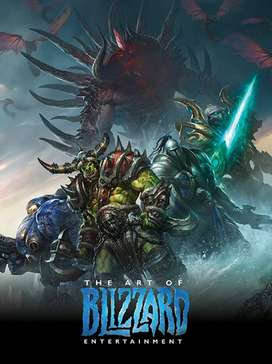 THE ART OF BLIZZARD ENTERTEIMENT COLLECTOR'S EDITION