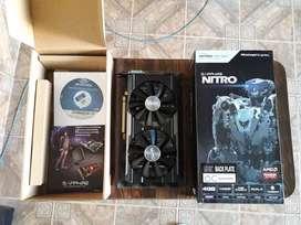 PLACA DE VIDEO AMD SAPPHIRE NITRO R9 380 4GB