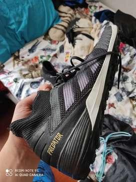Zapatillas Predator Adidas 10 americano