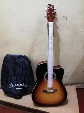 Guitarra acstica menphis nueva