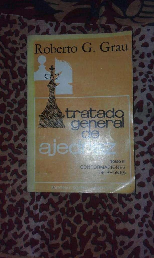 Tratado general de ajedrez tomo 3 Roberto Grau 0
