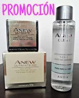 Vendo combo de productos ANEW