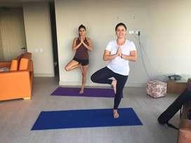 Clases de yoga para todos los niveles y edades