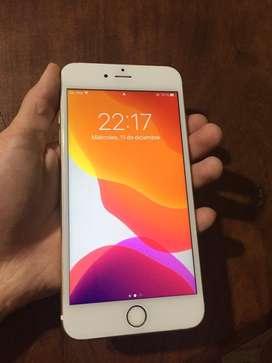 VENDO iphone 6s plus 64 gb como nuevo