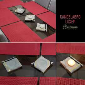 Candelabro Luxem