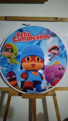 Feliz cumpleaños Pocoyo