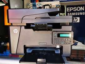 Impresora Multifuncional laser Hp 127 con Toner nuevo recargable