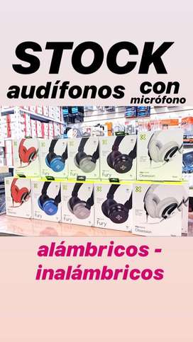 Audífonos alámbricos e inalámbricos para PC, teléfono, videollamada, teletrabajo en ciudad de Loja