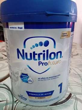 Vendo nutrilon 1