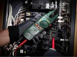 Medidor de abrazadera de mordaza abierta -Extech MA160 NIST
