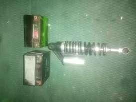 Vendo baterías buen estado y suspensión en buen estado