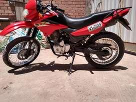 MOTO HONDA XR125L