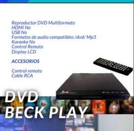 DVD BECK PLAY
