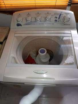 Dos lavadoras