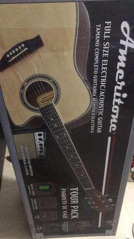 Guitarra Electro Acustica Ameritone