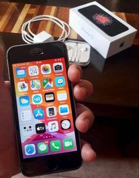 iPhone SE 32GB - Liquidación excelente estado - Como nuevo!