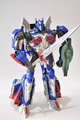 Transformers Optimus Prime Version KO The Last Knight
