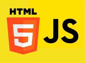 Programador de Js y Paginas web