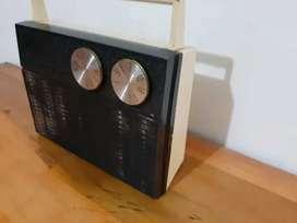 Antiguo Radio Transistor Rca Victor De 1961 Funcionando