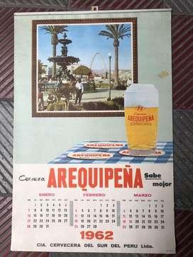 Almanaques Antiguos Buen Estado 9.5 de 1