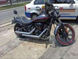 Kawasaki Vulcan Custom