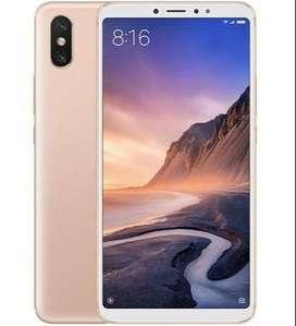Xiaomi Mi max 3 6gb 128Gb Nuevo en caja, Homologado, Global