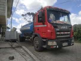 Servicio de Tanquero de Agua Potable en Quito