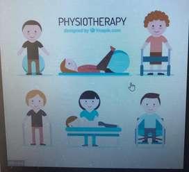 Realizo terapias fisicas a domicilio