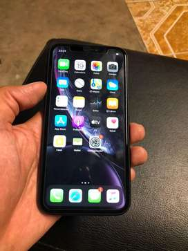 Iphone XR de 64GB libre para claro