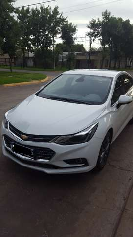 Chevrolet Cruze II 2017
