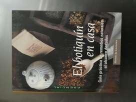 Libro el Botiquín en casa