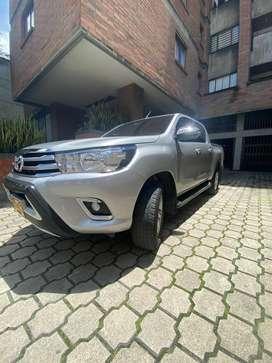Toyota Hilux 2018 2.8 4x4