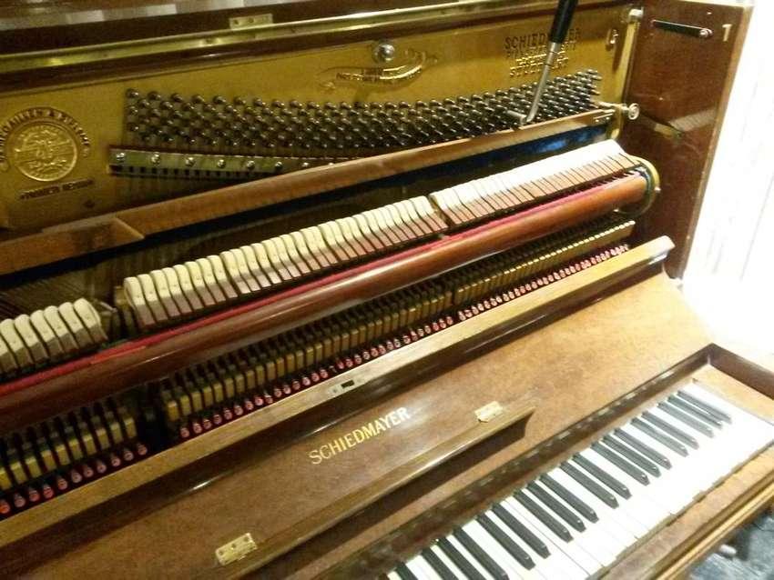 Afinador de Pianos a domicilio en Cap Fed 0
