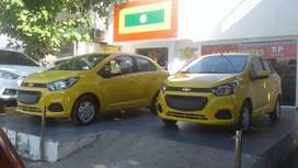 Taxi Chevrolet Beat 2021