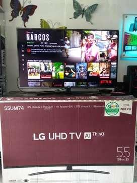 Tv totalmente nuevo