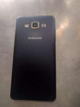 Samsung galaxy A 500 m a reparar