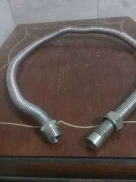 Flexible para gas