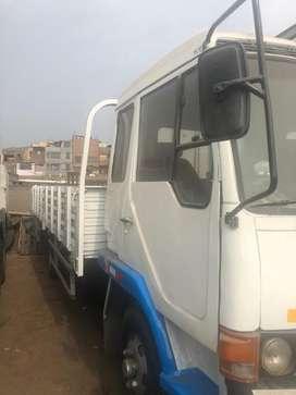 Hyundai cargo truck