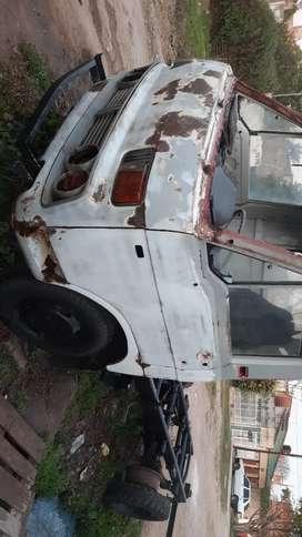 Mazda T3000 canje