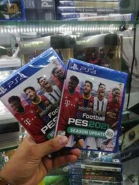 PS4 pes2021