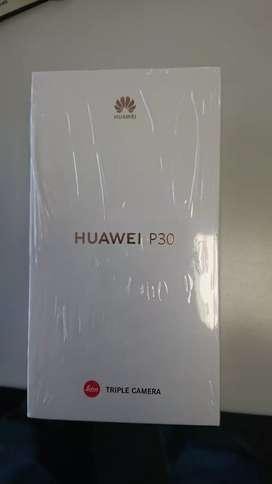 Huawei P30 Nuevo y sellado