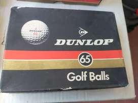 Pelotas de golf Dunlop 65