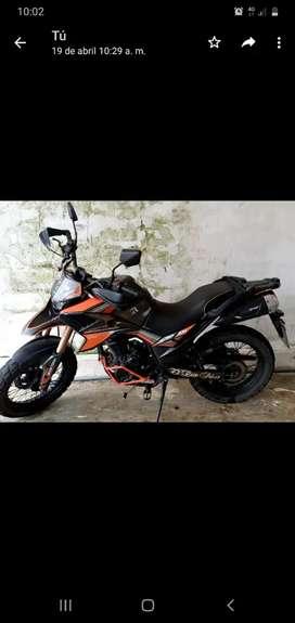 Se vende una moto DAYTONA