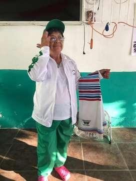 Se requiere auxiliar de enfermeria para trabar en ancianato