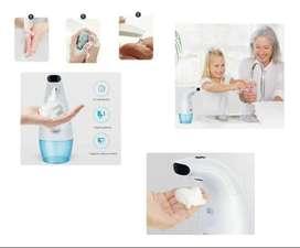 Dispensador De Jabón Liquido Con Sensor Y Luz Uv