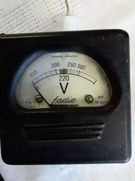 Volitimetro antiguo