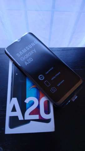 Samsung A20 Nuevo local Lanús